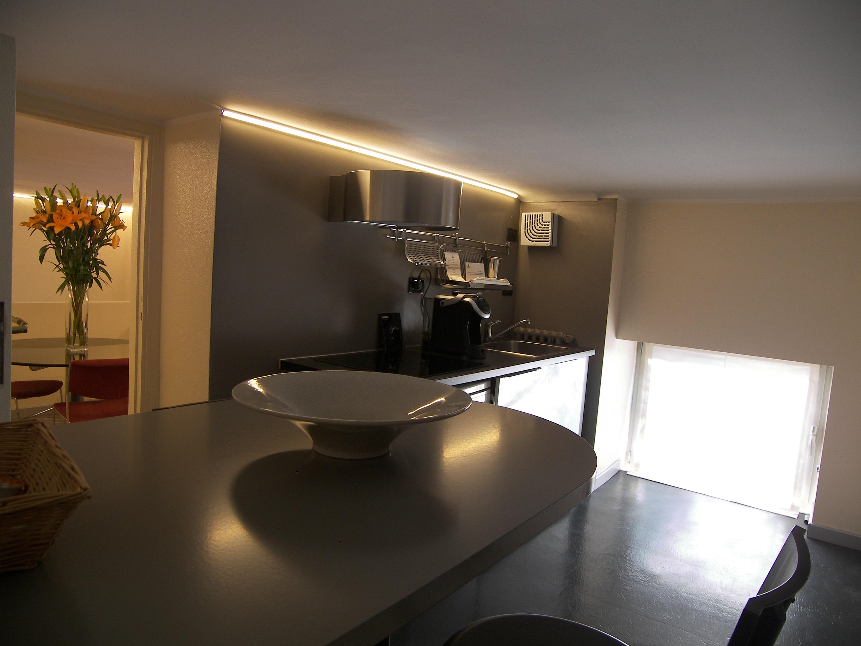 Residence torino lunghi periodi affitto appartamento deluxe for Appartamenti in affitto a barcellona per lunghi periodi
