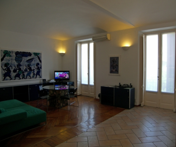 Appartamento deluxe in aparthotel torino for Aparthotel torino