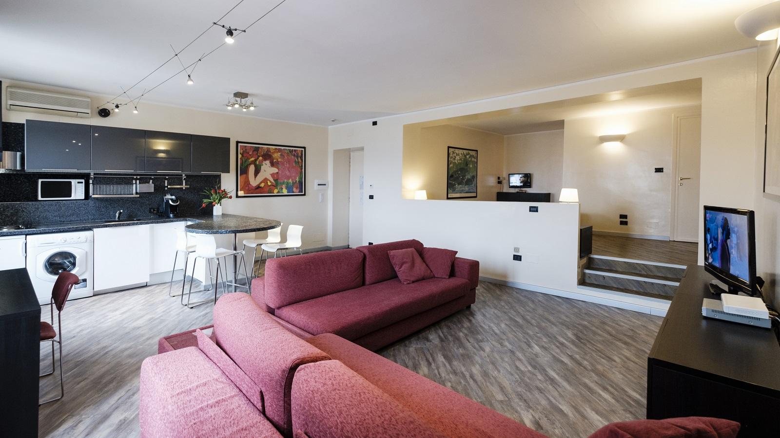Hotel Residence Torino - Aparthotel Torino centro