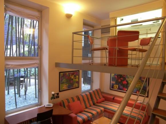 Alloggiare in torino bilocale in torino centro for Appartamenti arredati