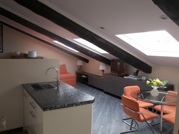 Alloggiare in torino studio e monolocali in centro a torino for Appartamenti arredati torino