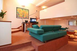 appartamenti ammobiliati Torino suite r1 21
