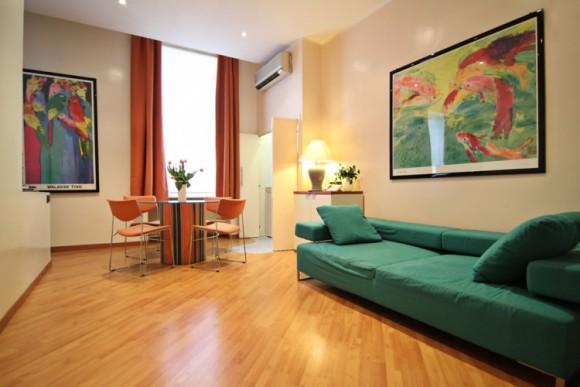 Monolocale in aparthotel famiglia torino for Aparthotel torino