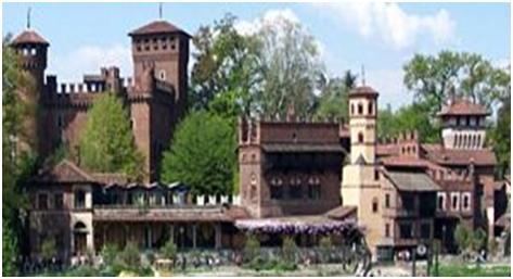 Hotel 4 stelle Torino - Borgo e Rocca Medievale