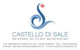 Hotel 4 stelle Torino - Castello di Sale