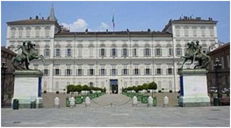 Hotel 4 stelle Torino - Palazzo Reale