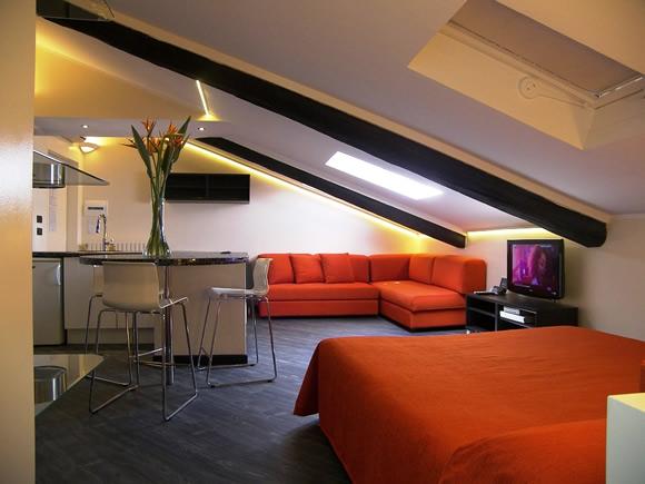 Affitto studi in residence for Appartamenti arredati torino