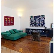 albergo centro Torino - appartamenti via San Secondo