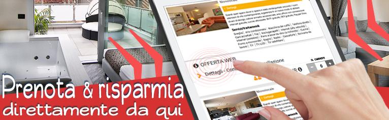 offerta prenota online soggiorno torino