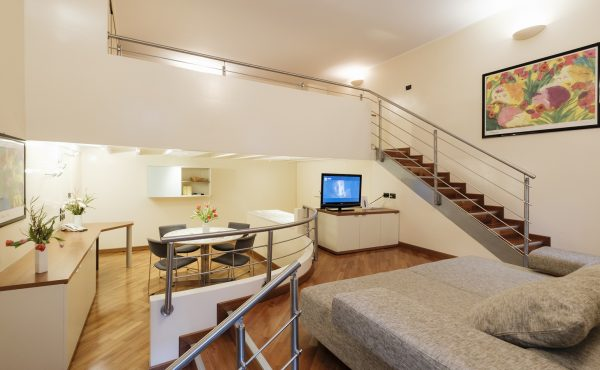 Suite 3 en Residence Torino