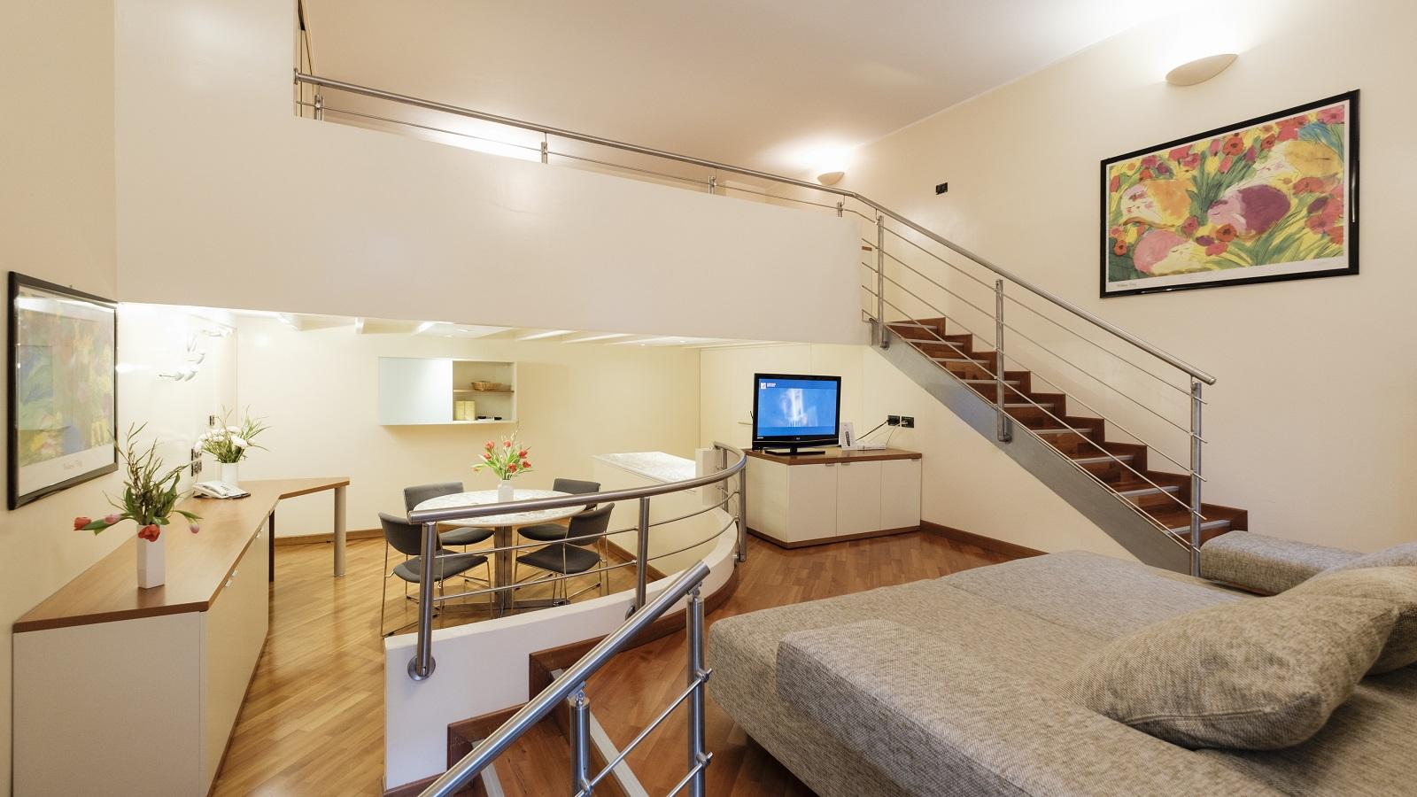 Suite torino centro affitto appartamenti di charme for Aparthotel torino