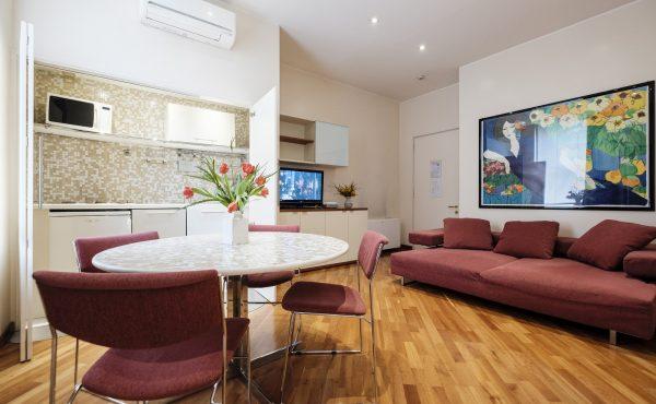 Flat 35 en Residence Torino
