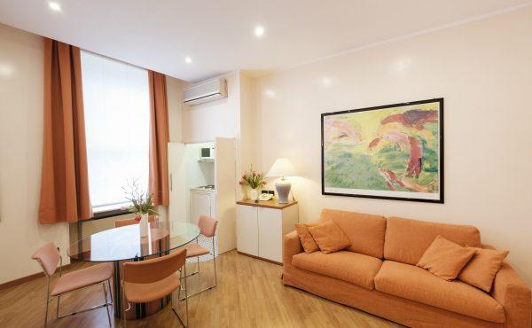 Studio flat 36 Residence Torino