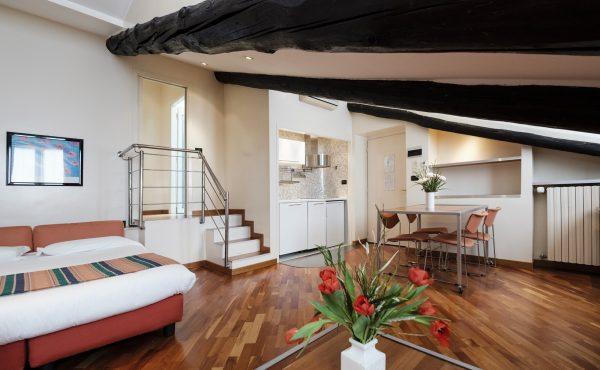 Studio 51 en Residence Torino