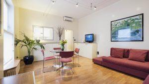 Appartamento deluxe arredato Residence Torino