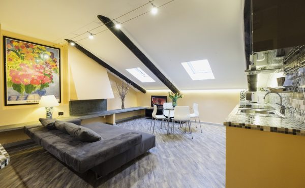 Studio flat 52 Residence Torino