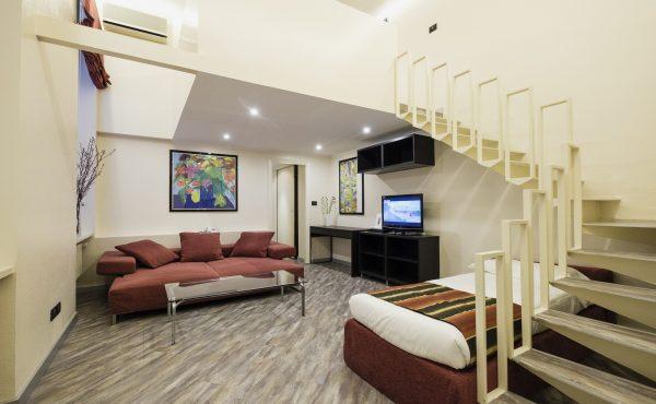 Deluxe 7 Residence Torino