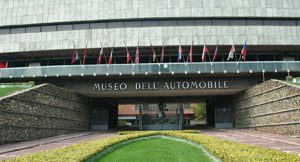 Enjoy the Turin Automobile Museum from Residence Sacchi