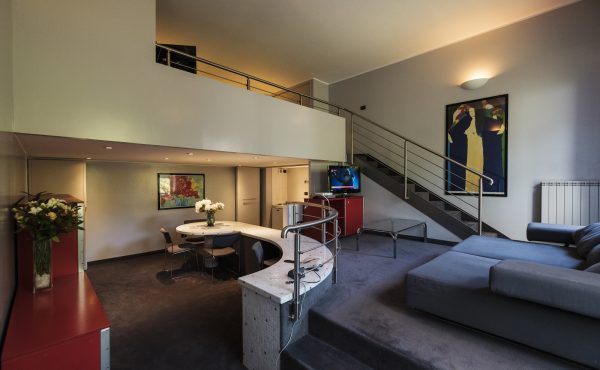Suite 8 en Residence Torino