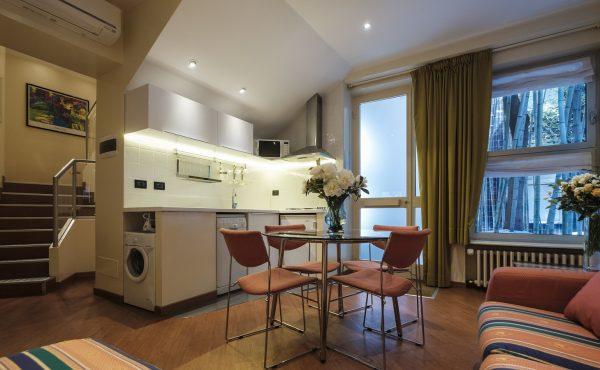 Flat 1 en Residence Torino