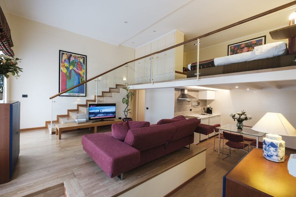 Residence Sacchi Torino - appartamento design