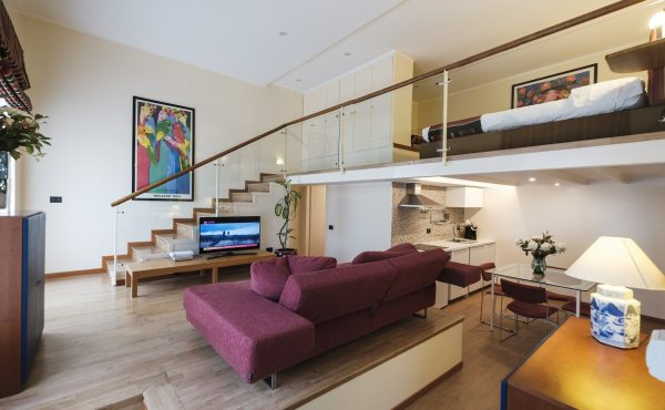 Suite 31 en Residence Torino