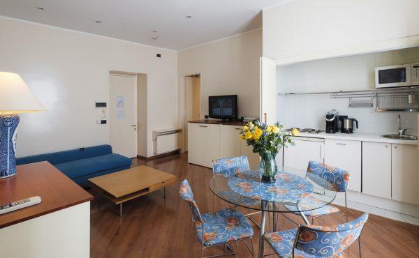 Flat 24 en Residence Torino