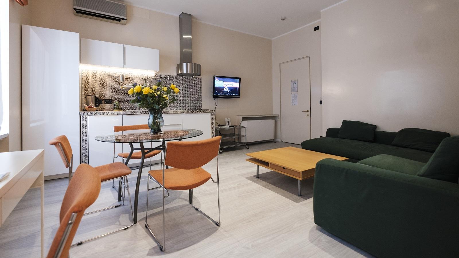Dormire a Torino in Residence - appartamenti di lusso