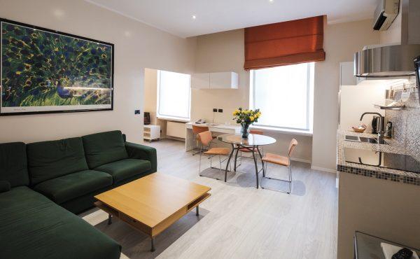 Flat 25 en Residence Torino