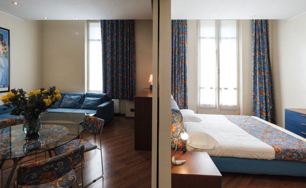 Flat 34 en Residence Torino