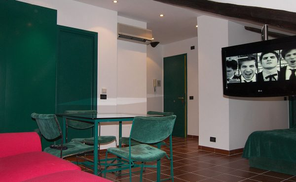 Attic Studio 2 Residence Torino